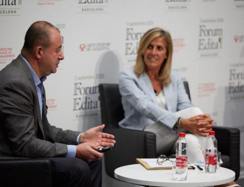 Crònica del Forum Edita 2020: «El sector del llibre a debat. Balanç i perspectives després de la pandèmia»
